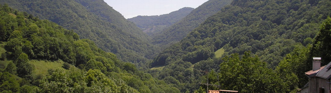 La vallée du GER